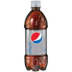 Diet Pepsi (20 oz. bottles, 24 pk.)