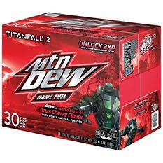 Mountain Dew Game Fuel (12 oz., 30 pk.)