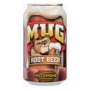 Mug Root Beer (12 oz. cans, 24 pk.)