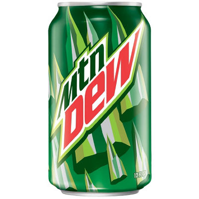 Mountain Dew (12 oz. cans, 32 pk.)