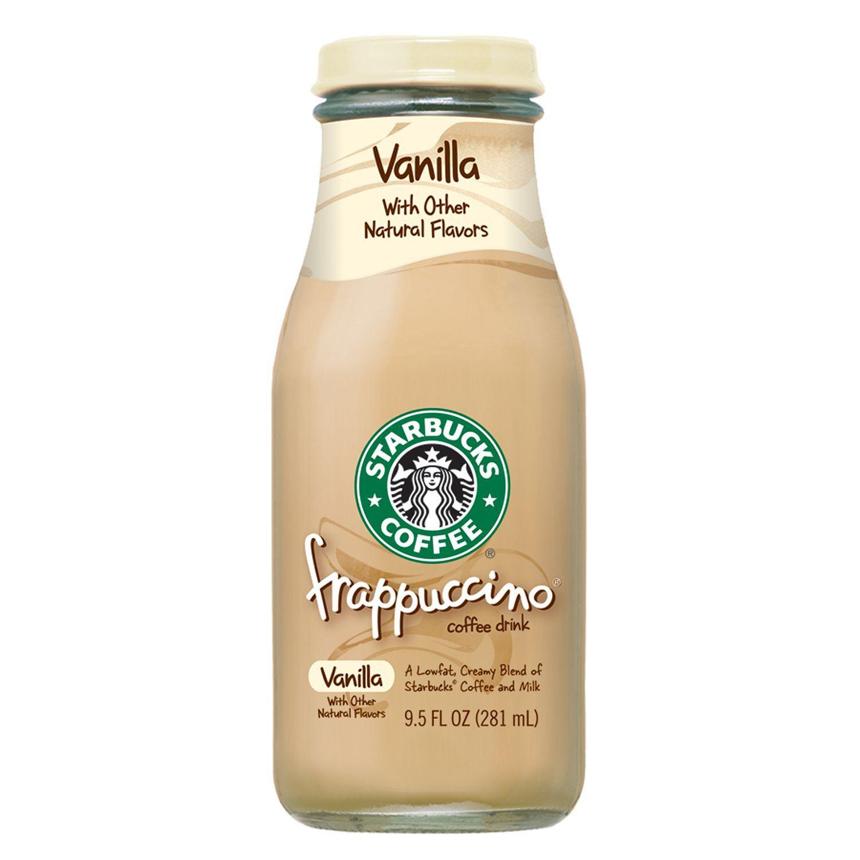 Starbucks Frappuccino Bottle Vanilla