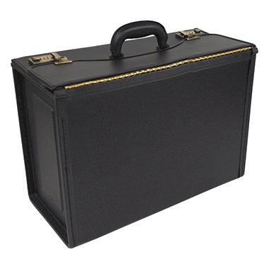 Stebco Tufide Catalog Case, Vinyl, Black