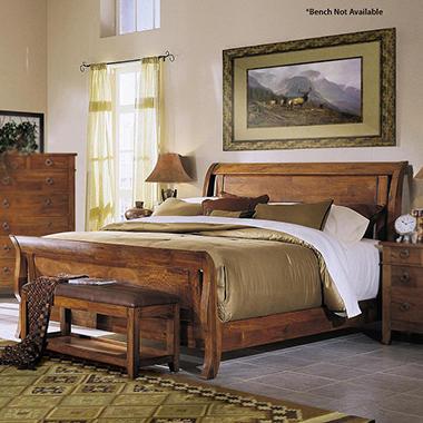 Nicholas King Bed