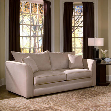 Cosby Microfiber Queen Sleeper Sofa