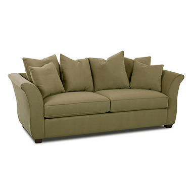 Kara Queen Sleeper Sofa - Taupe