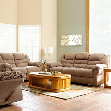 Nolan 3-way Reclining Sofa