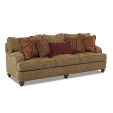 Prestige Wallace Sofa, Brown