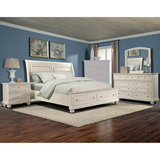 Wilmington Bedroom Set, White