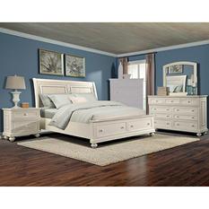 Wilmington Bedroom Set, White