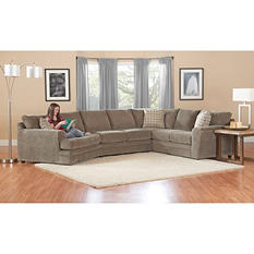 Prestige Ashburn Sectional Sofa