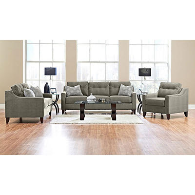 Prestige Aaron Sofa, Loveseat and Chair Collection