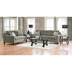 Prestige Aaron Sofa and Loveseat Collection