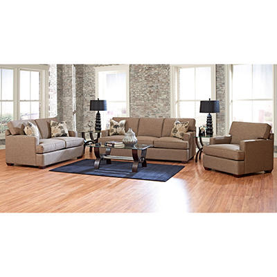 Prestige Ballard Sofa, Loveseat and Chair