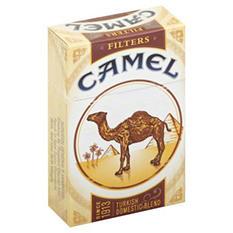 Camel Filter Box - 200 ct.