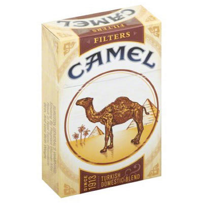 Camel Filter Box - 200 ct.