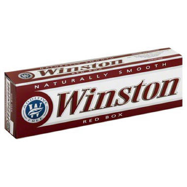 Winston Red Box - 200 ct.