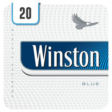 Winston Gold Box - 200 ct.