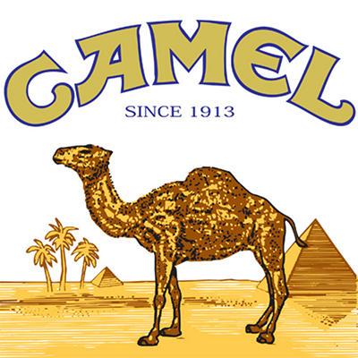 Camel Crush RC Box - 200 ct.