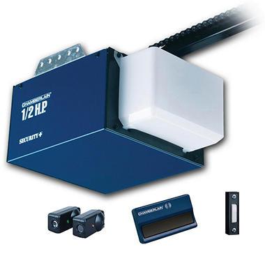 Chamberlain® 1/2 HP Chain Drive Garage Access System