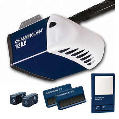 Power Drive� 1/2 HP Chain Drive Garage Access System