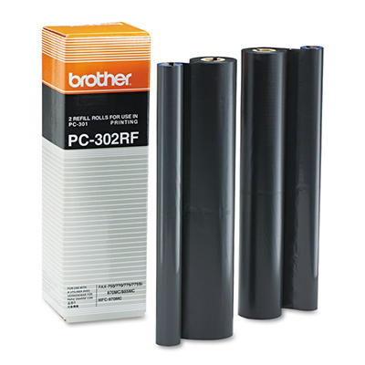 Brother PC302RF/PC304RF Fax Cartridge Refills