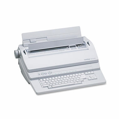 Brother - EM530 Professional Electronic Office Daisywheel Typewriter with Spellcheck