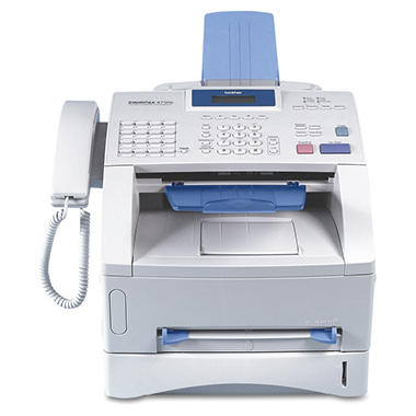 Brother IntelliFAX 4750e Laser Fax with Print, Copy and Phone