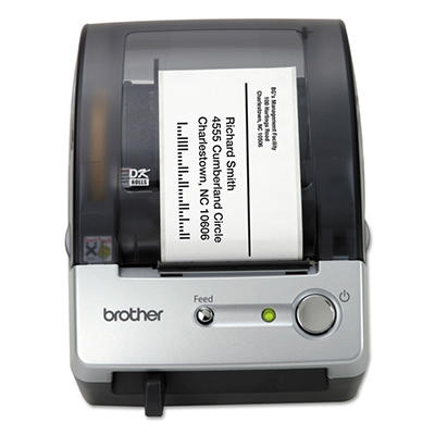 Brother P-Touch - QL-500 Affordable Label Printer