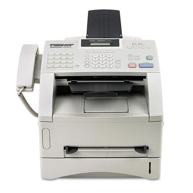 *$229.98 after $50 Tech Savings* Brother IntelliFAX 4100E Laser Fax with Print, Copy and Telephone