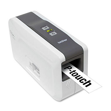 Brother P-Touch PT-2430 PC-Connectable Label Printer - 2 Lines