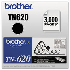 Brother - TN620 High Yield Cartridge, Black