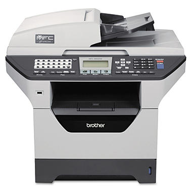 Brother MFC-8890DW Wireless Multifunction Laser Printer
