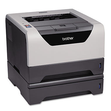 Brother HL-5370DWT Laser Printer with Wireless Networking, Duplex & Dual Paper Trays