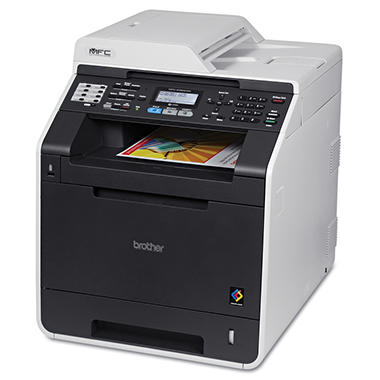 *$428.98 after $120 Tech Savings* Brother MFC-9460CDN Laser All-in-One Printer with Duplex Printing