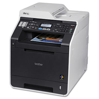 *$509 after $120 Tech Savings* Brother MFC-9560CDW Wireless Laser All-in-One Printer with Duplex Printing