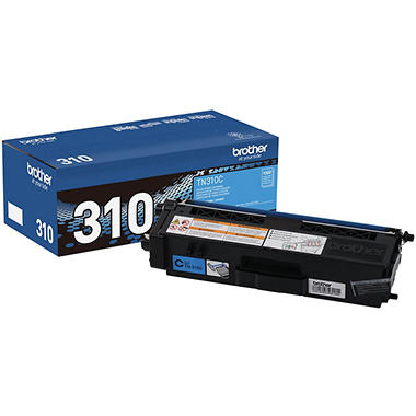 Brother® TN-310C Toner - Cyan