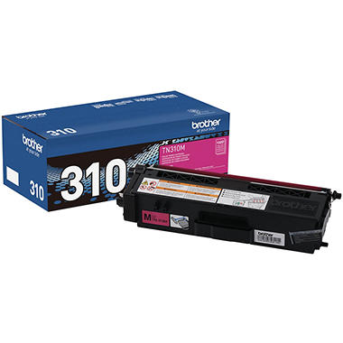 Brother® TN-310M Toner - Magenta