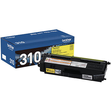 Brother® TN-310Y Toner - Yellow