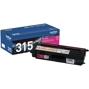 Brother® TN-315M High-Yield Toner - Magenta
