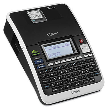 *$84.88 after $30 Instant Savings* Brother P-Touch PT-2730VP Desktop Labeler - 7 Lines