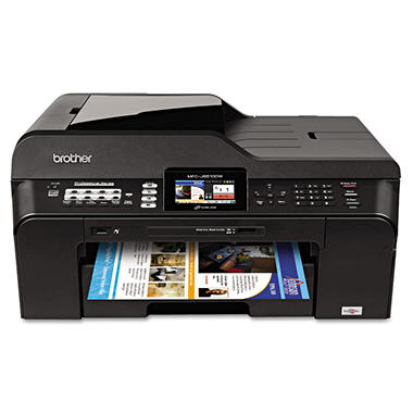 Brother MFC-J6510DW Multi-Function Color Printer