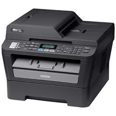 Brother MFC-7460DN Compact Laser All-in-One Printer with Duplex Printing & Networking