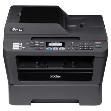 Brother MFC-7860DW Laser All-in-One with Wireless Networking and Duplex Printing