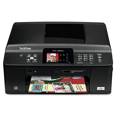 Brother MFC-J625DW Wireless All-in-One Inkjet Printer