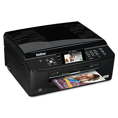 Brother MFC-J825DW Wireless All-in-One Inkjet Printer