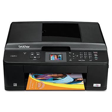 *Instant Savings* Brother MFC-J425W Wireless All-in-One Inkjet Printer