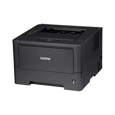 Brother HL-5450DN Laser Printer with Networking and Duplex
