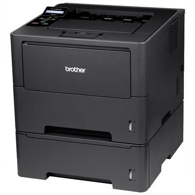 Brother HL-5470DW High-Speed Laser Printer with Wireless Networking & Duplex