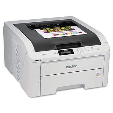 Brother HL-3075CW Wireless Laser Printer
