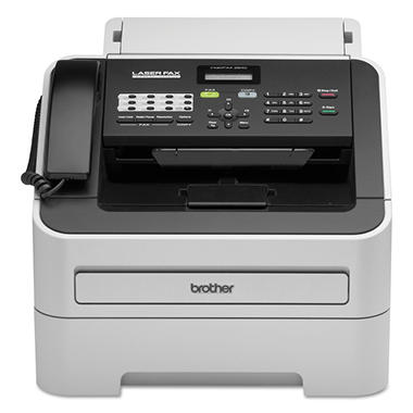 *$117.58 after $80 Tech Savings* Brother - IntelliFAX 2840 Laser Fax Machine